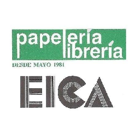 LOGO PAPELERÍA EICA
