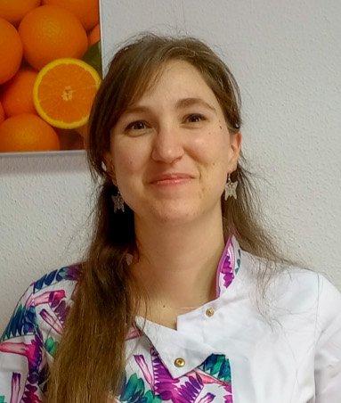 Irina Casablanca Nutricionista